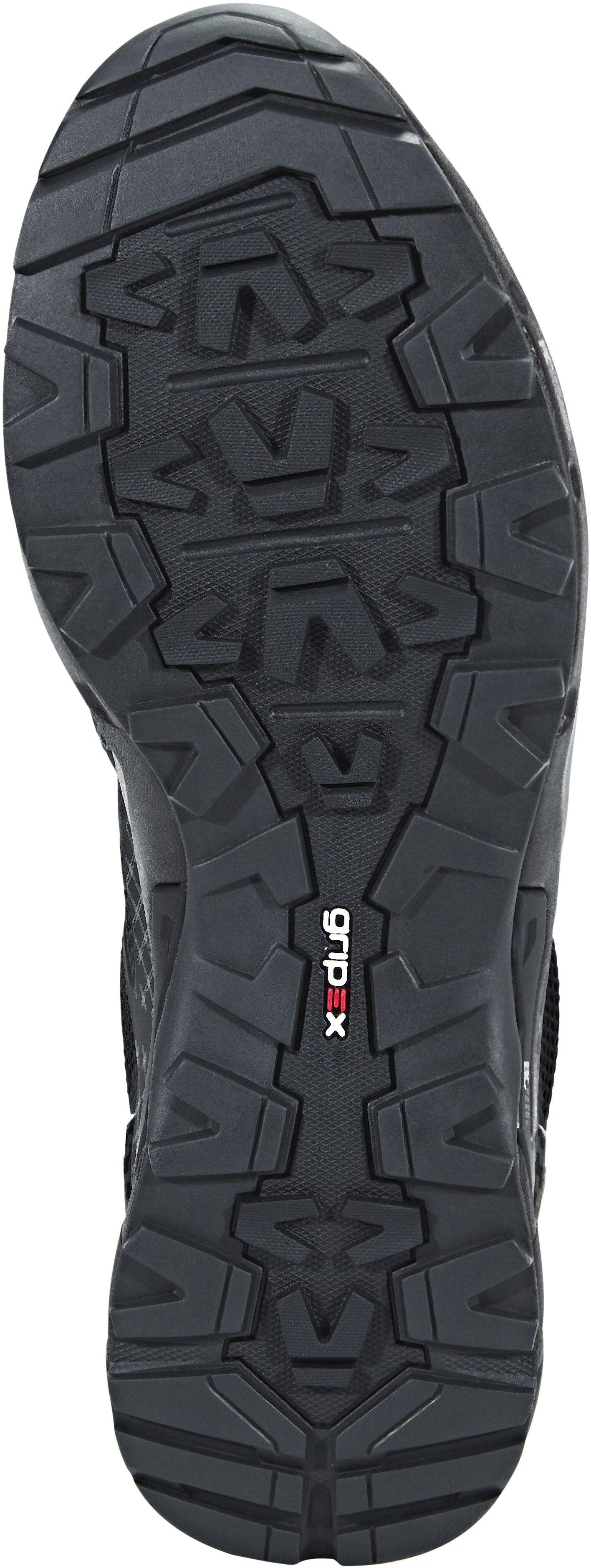 ee9a4e8f5a59f7 Mammut T Aenergy Low GTX Shoes Men black-dark lava
